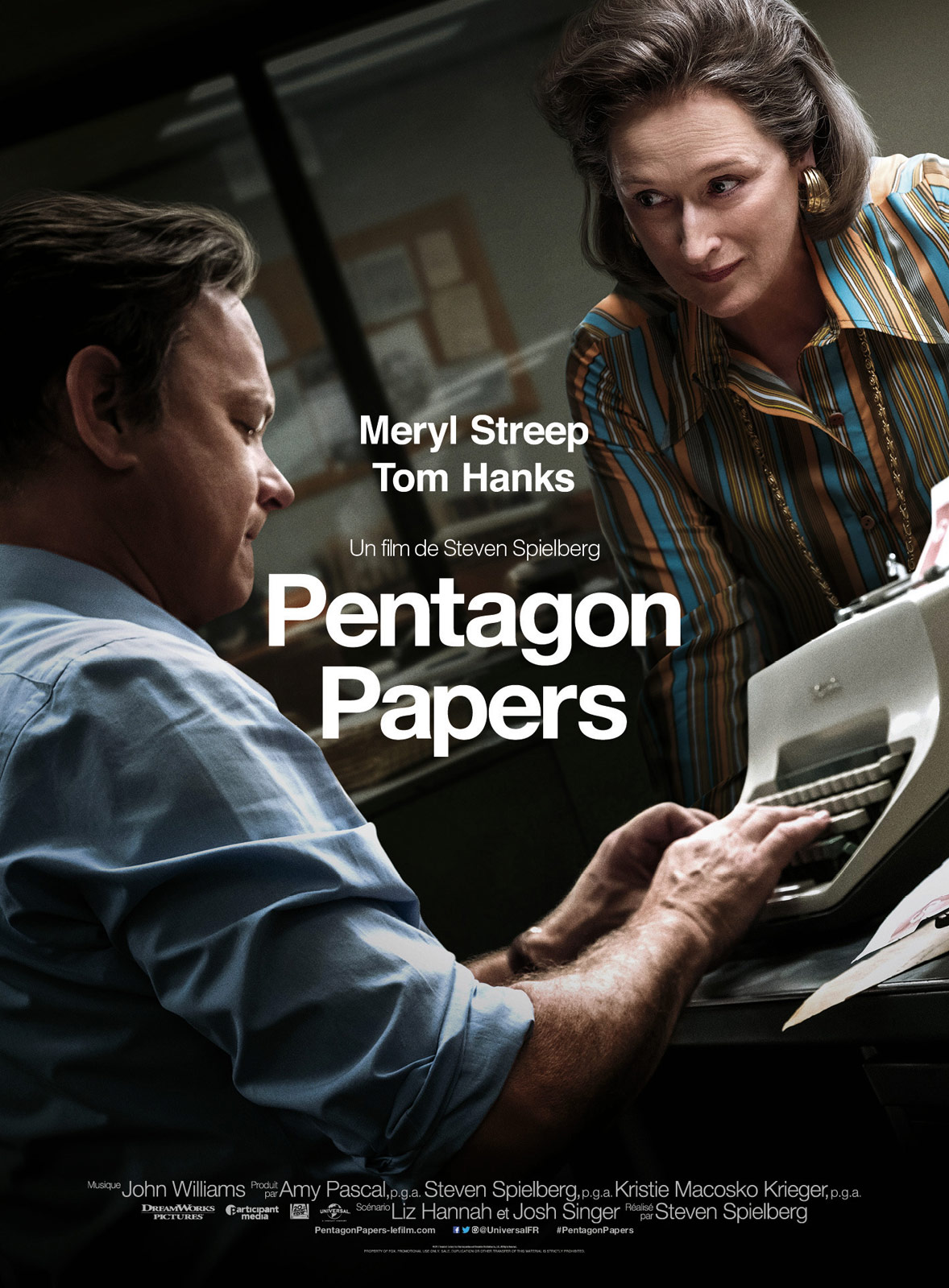 The Post (Pentagon Papers)