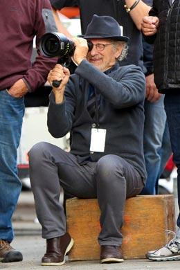 Steven Spielberg a 70 ans