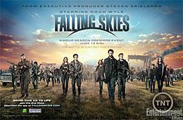 Falling Skies saison 2, c'est parti