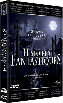 Histoires Fantastiques de nouveau en DVD