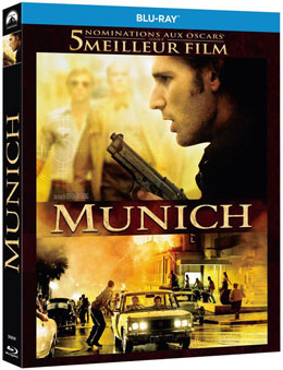 Munich enfin le blu-ray Français