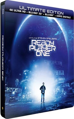 Ready player One les Blu-Ray