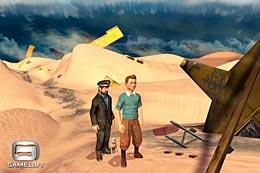 les jeux vidéos tirés du film tintin Tintin-iphone
